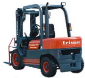 Irisman Counter Balance Forklift